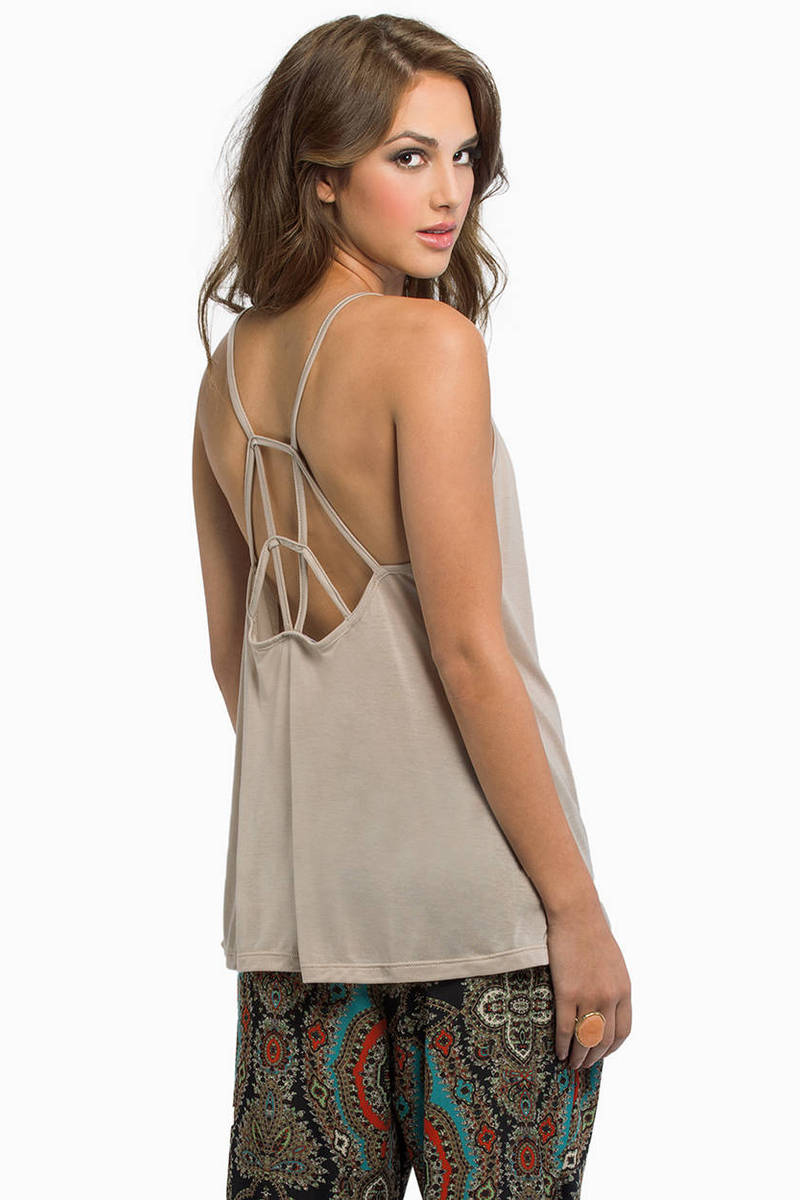 Got My Back Cami Top