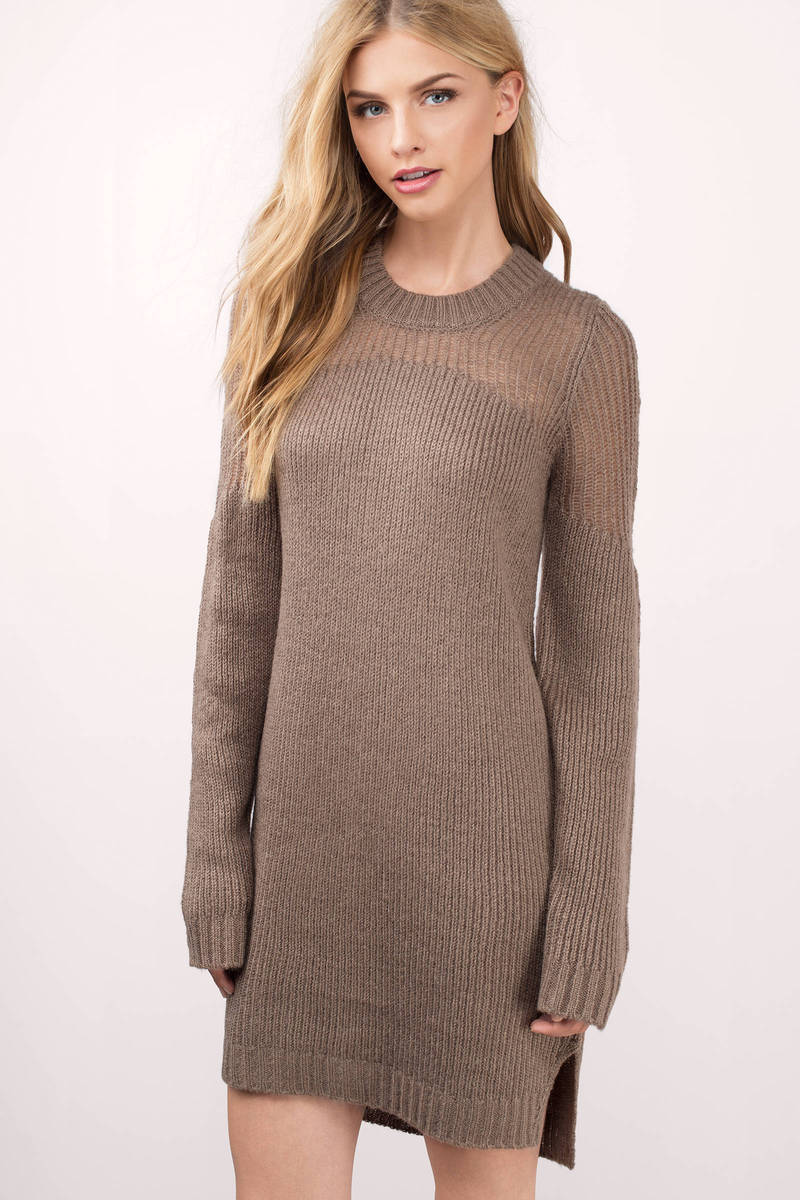 This super comfy jersey knit dress has a rounded neckline and long v28 Women Cowl Neck Knit Stretchable Elasticity Long Sleeve Slim Fit Sweater Dress. by v $ - $ $ 24 $ 35 00 Prime. FREE Shipping on eligible orders. Some sizes/colors are Prime eligible. out of 5 stars
