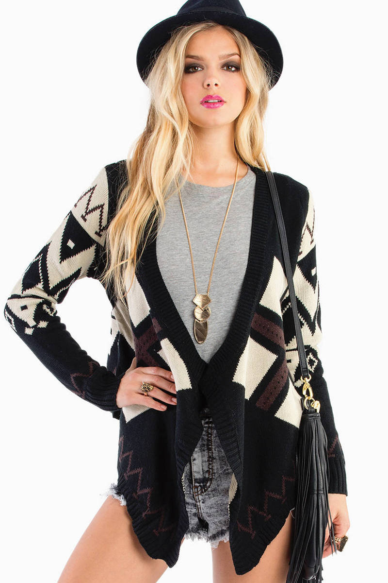 Shape Up Cardigan