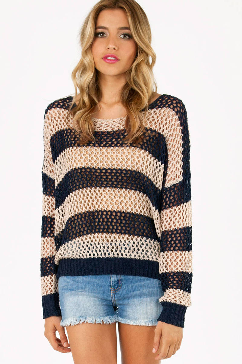 In The Loop Sweater
