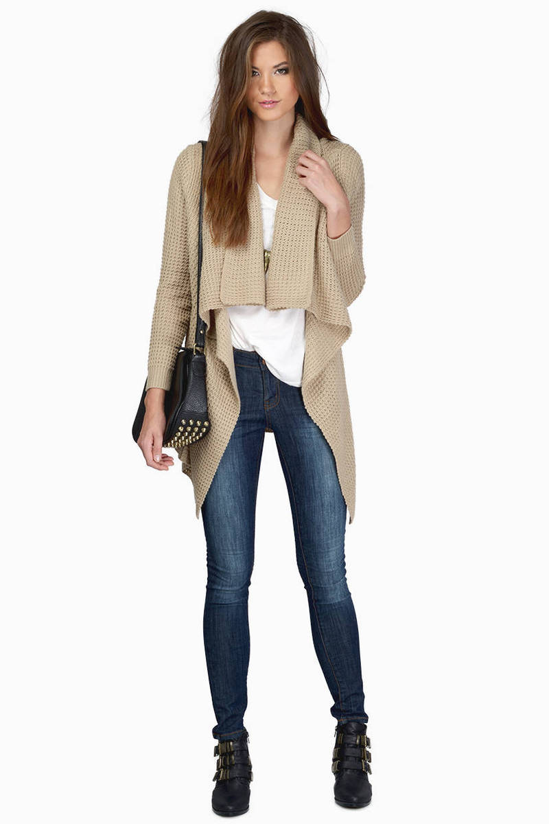 chiffon and drapes rivers draped jersey joan knit com sweater product page cardigan qvc
