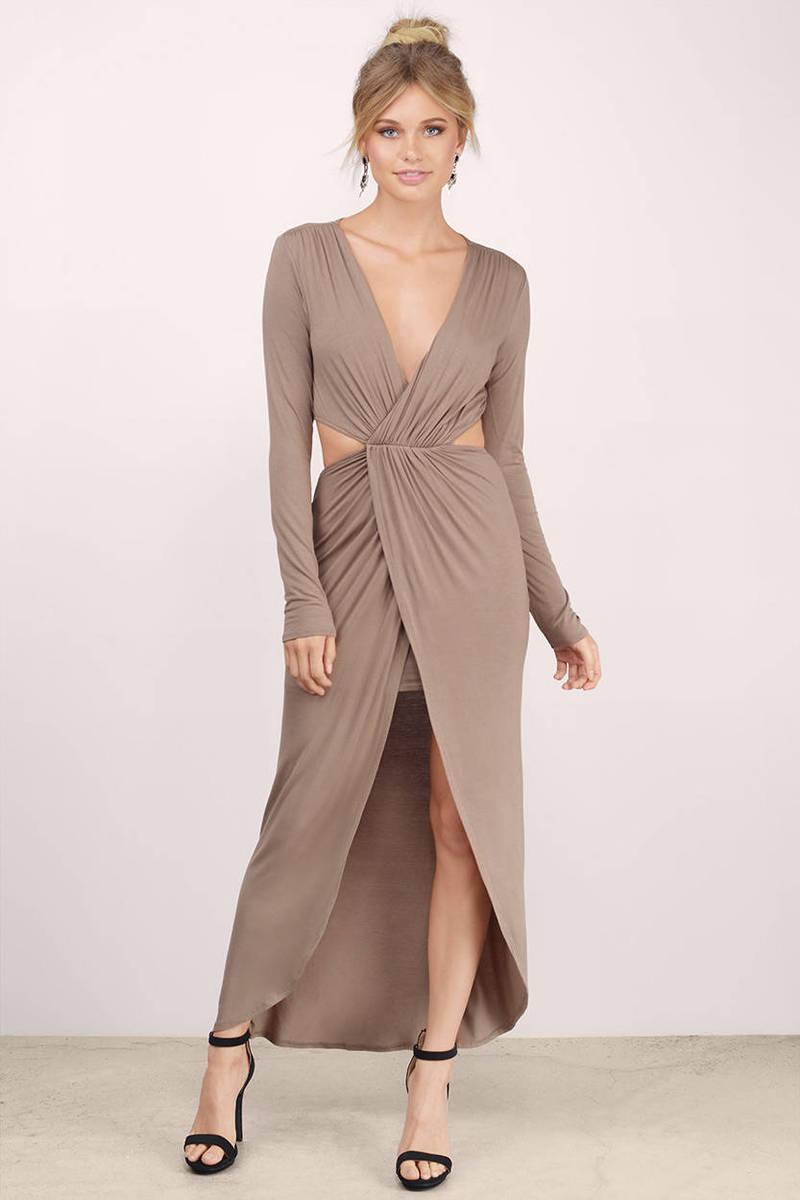 V Neck Dresses