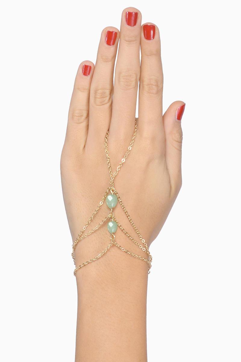 Juliet Hand Harness