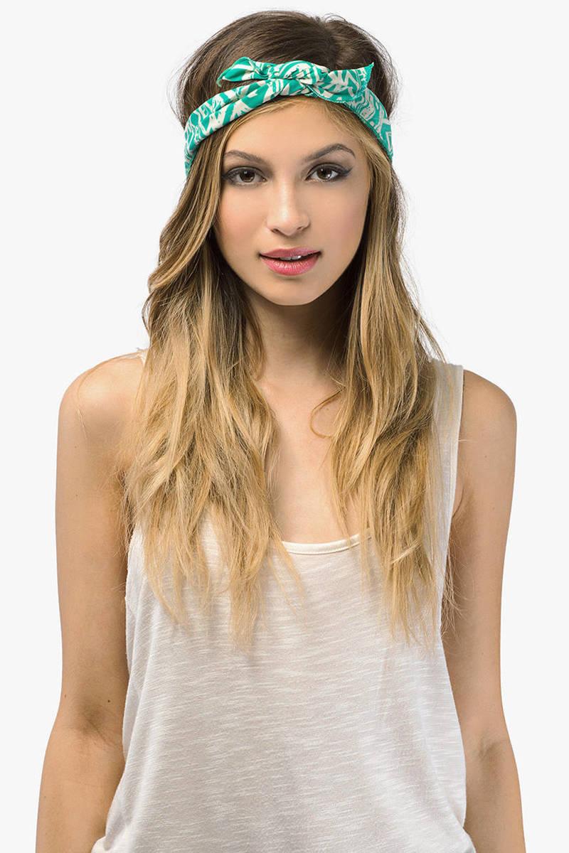 Ana Accessories Twist Off Headband