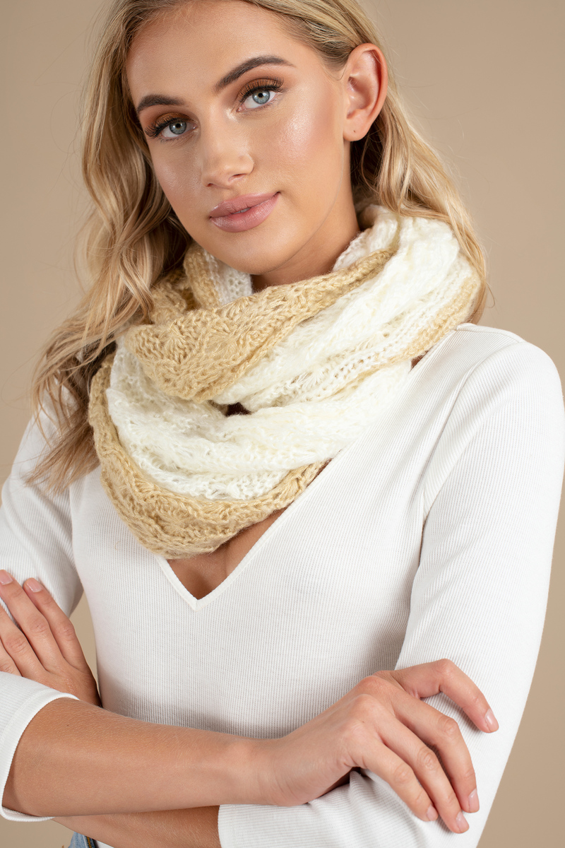 Ashbury Color Blocked Scarf