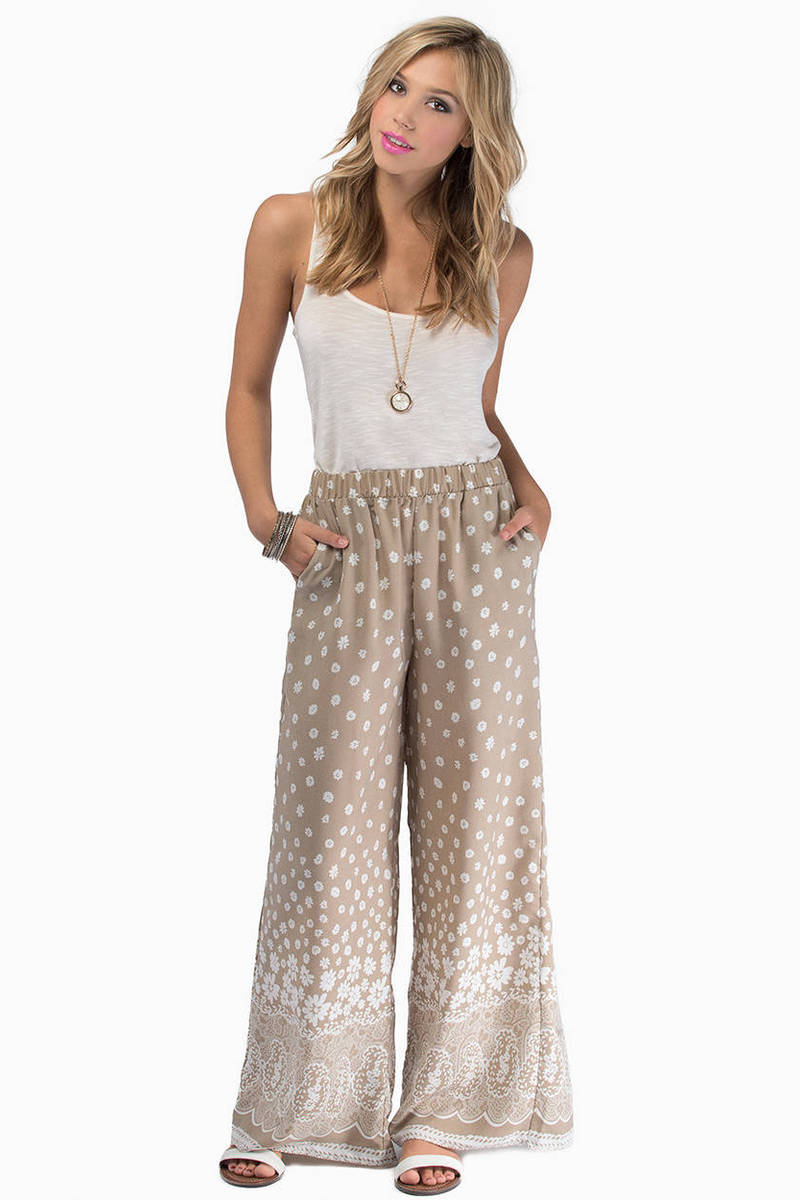 Best Simplicity Palazzo Pants