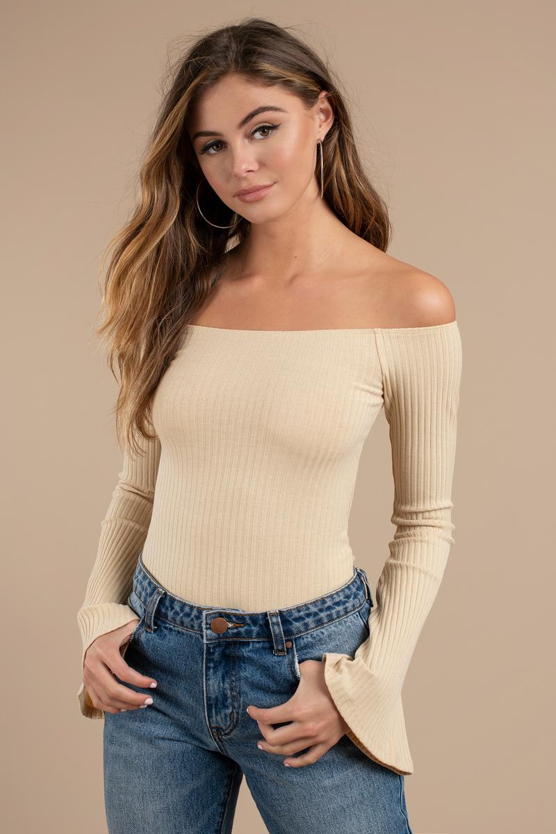 Cute Toast Bodysuit - Bell Sleeve Bodysuit - Toast Bodysuit -  23 ... add2d6d1e