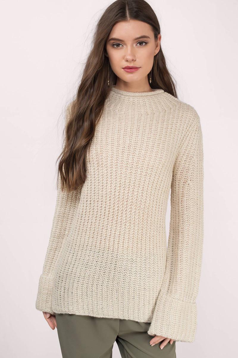 Filipa Toast Knitted Sweater