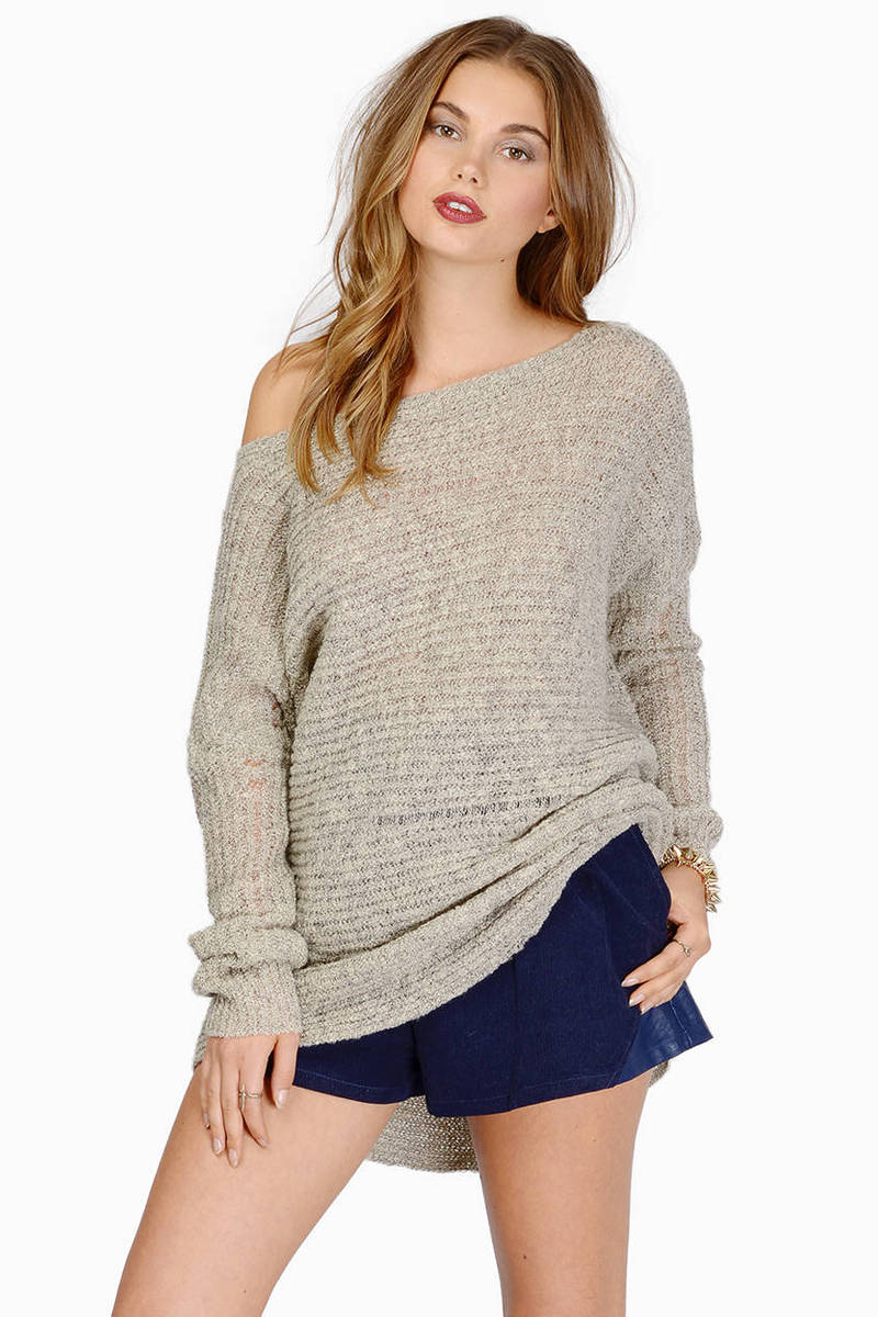 Getting Knitty Toast Sweater