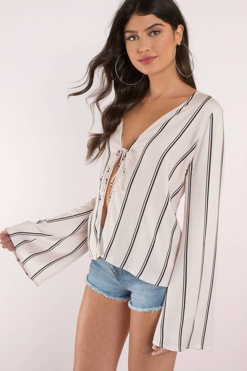 Saved By The Bell Sleeve Toast Multi Blouse