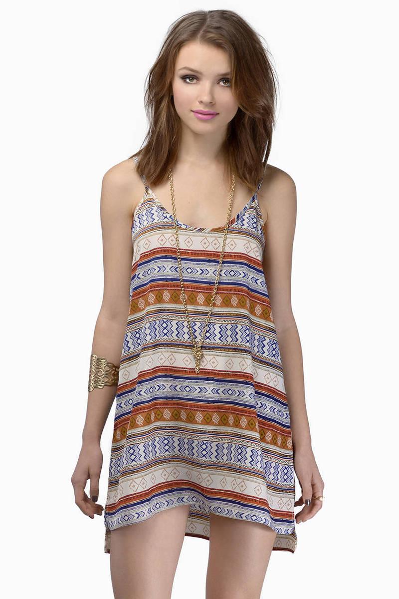 Victoria Falls Dress