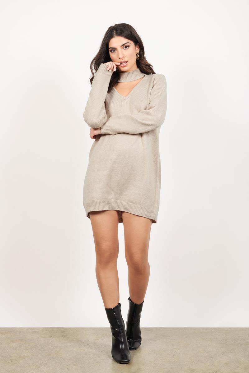 Teva Toast Sweater Dress