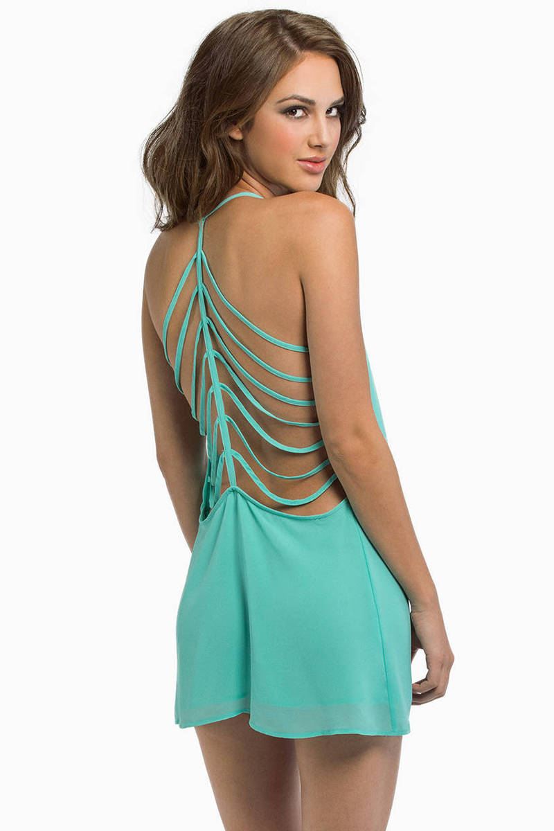 Ribbed Up Tunic Dress