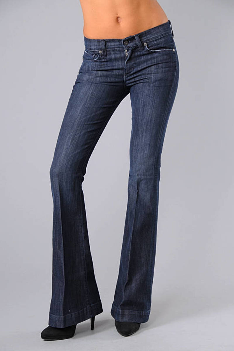 extremely unique hot-selling official variousstyles Liberty Medium Rise Bell Bottom Jeans in Venus