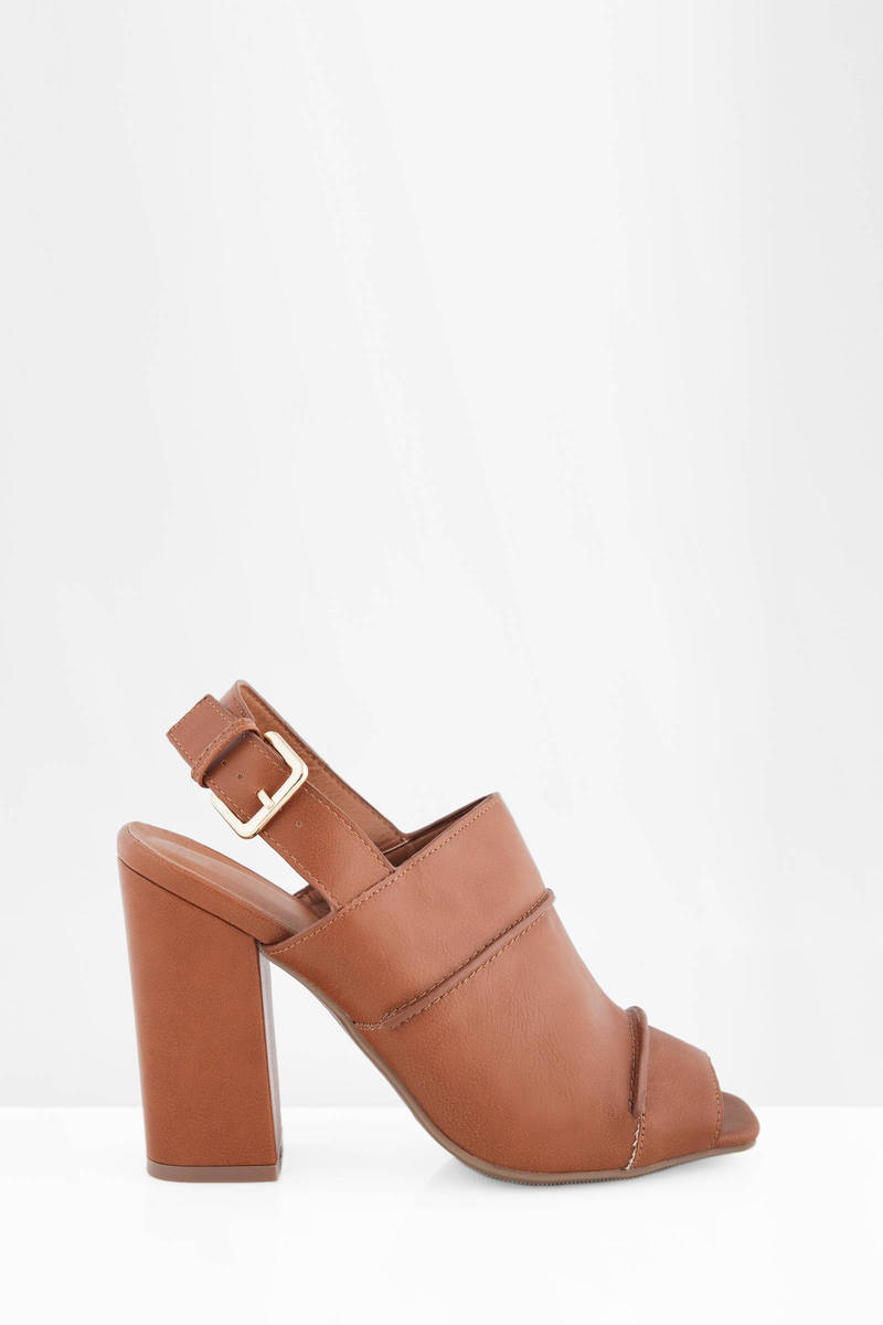Lanae Whiskey Heels