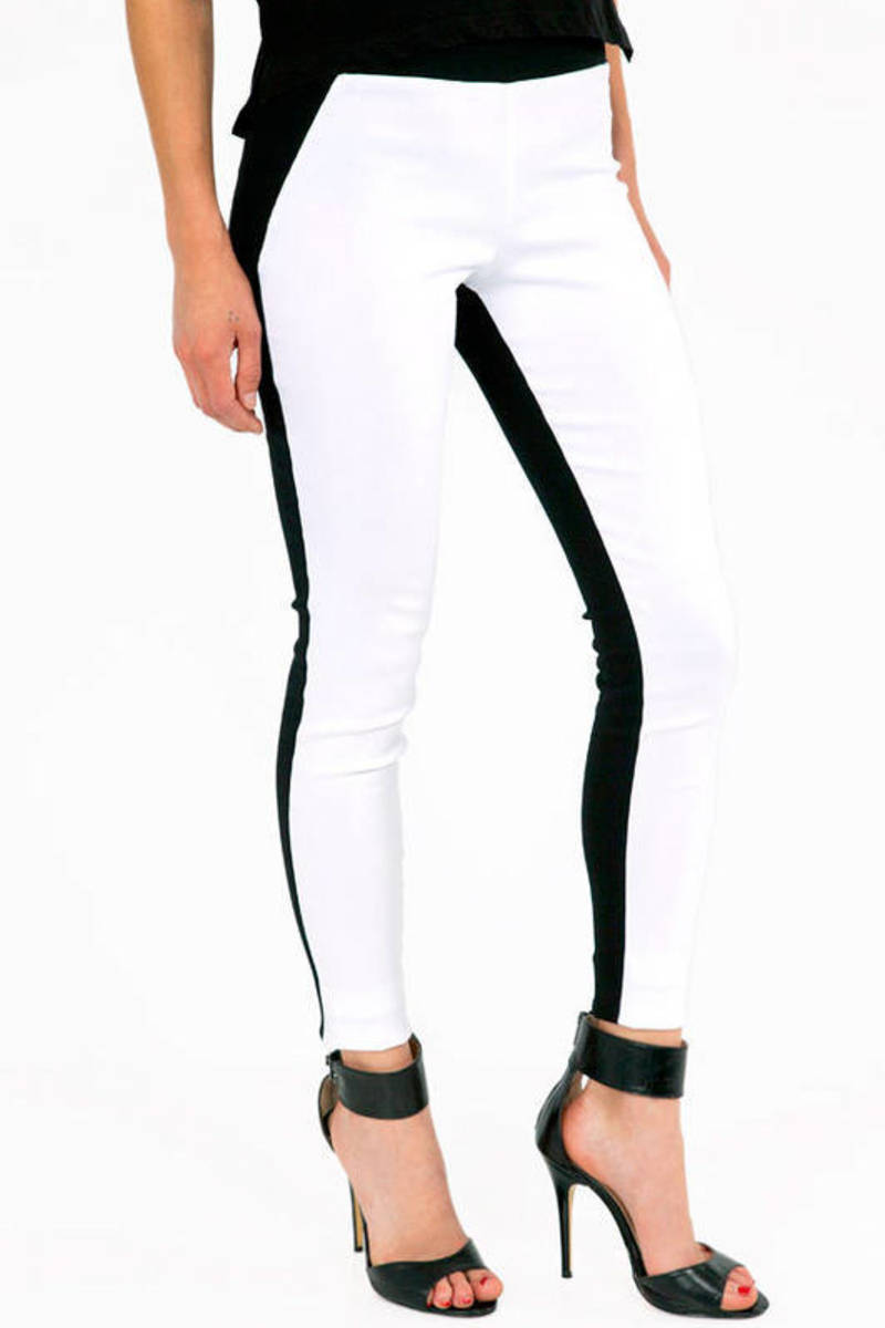 Front to Back Jeggings