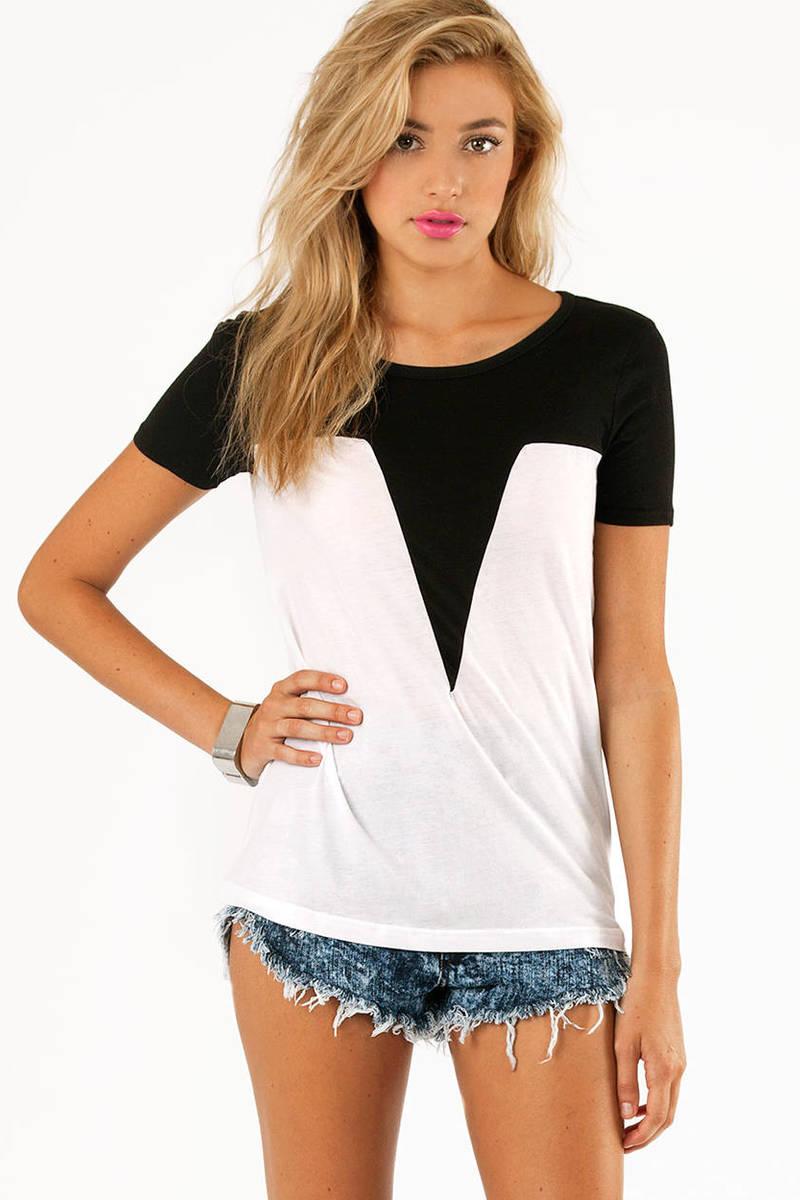 Marielle Color Block Shirt