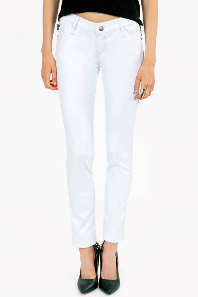 Tripp NYC Candi Faux Leather Pants