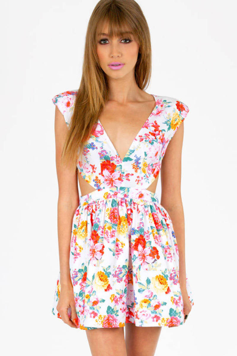 April Showers Dress