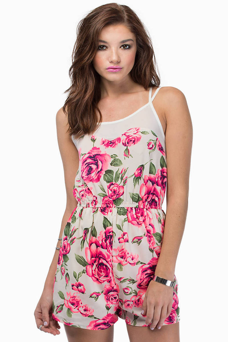 Lovecat Young Love Romper
