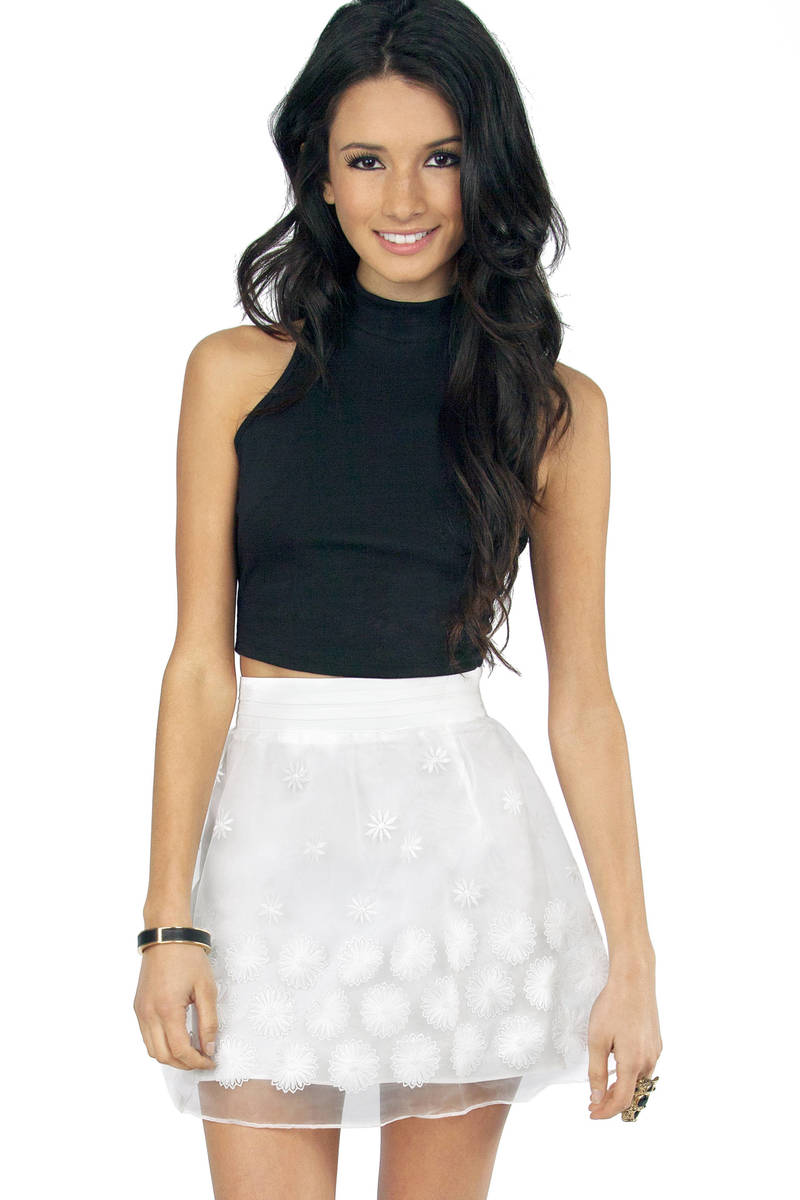 Flower Keeper Skirt