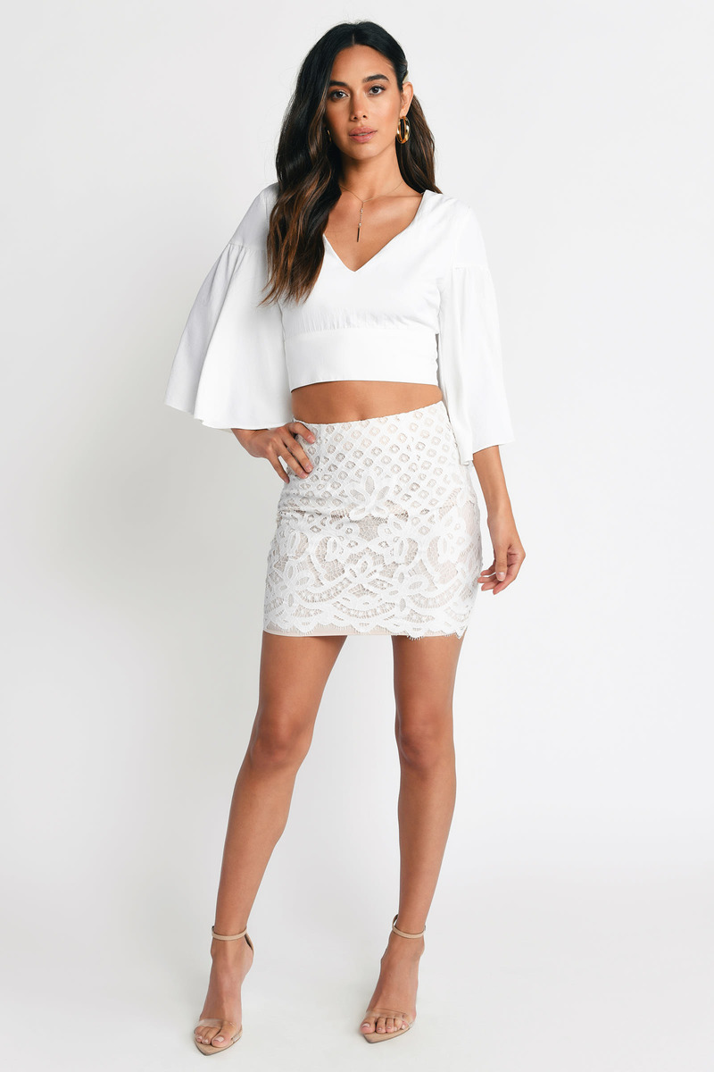 skirt mini lace forever skirts bottoms tobi tight pencil tap double zoom