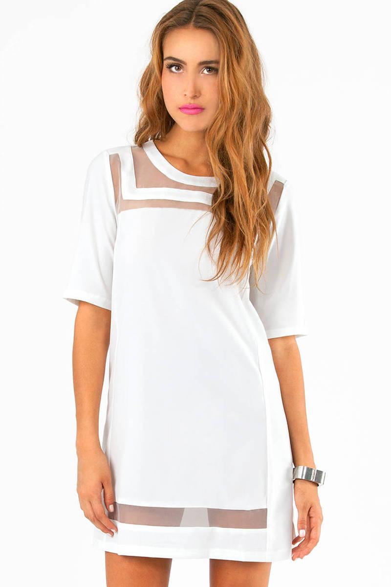 Geo Metric Dress