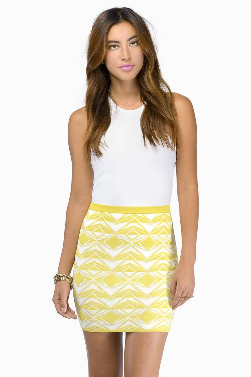 Never Better Skirt