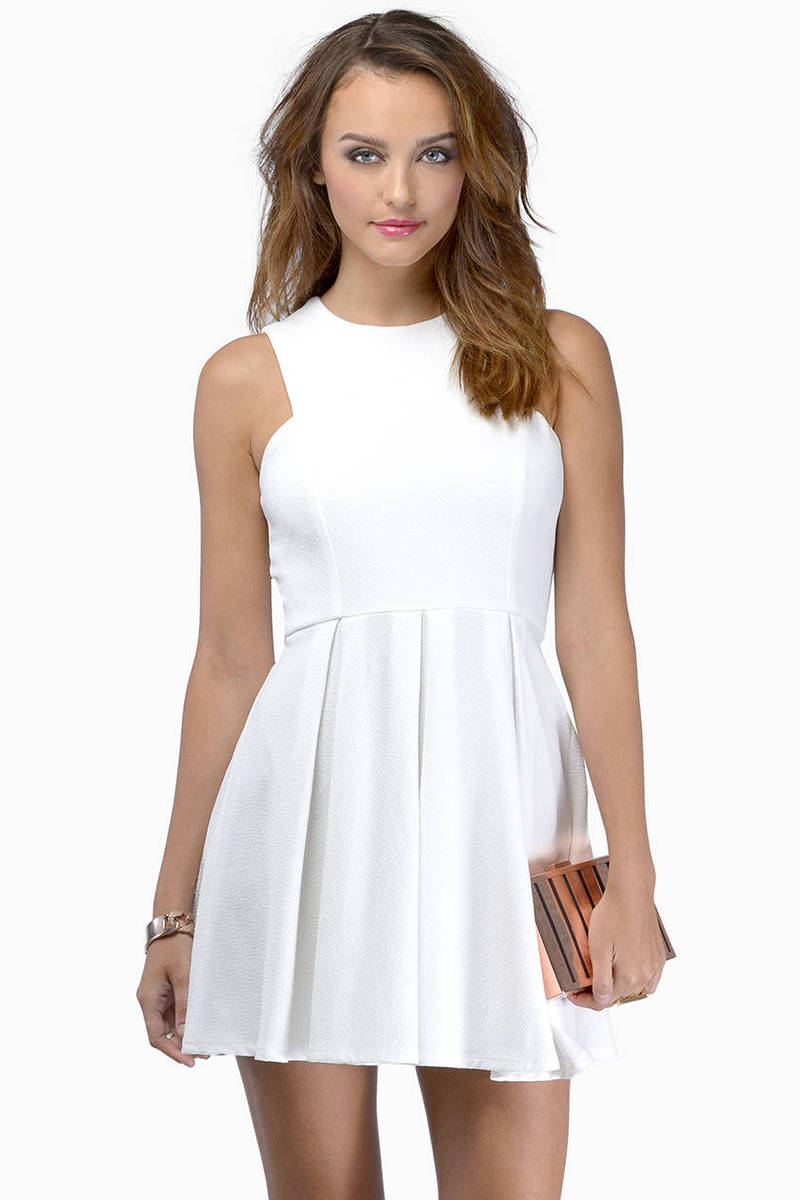 Neverending Skater Dress