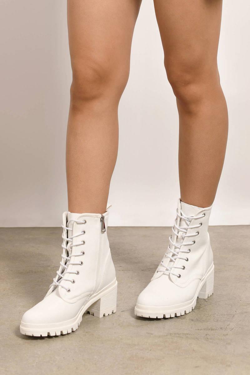 Tobi No Cares Platform Boots   Tobi