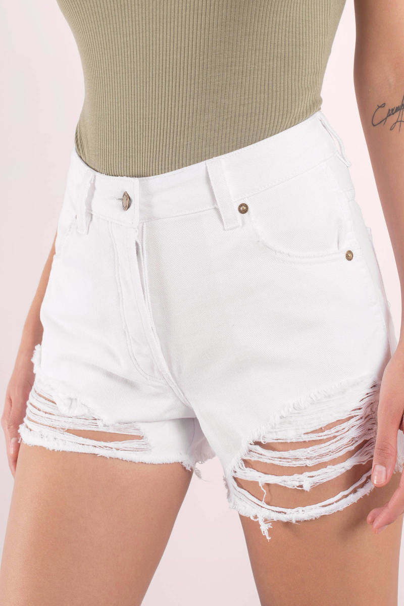 Shop Urban Outfitters for all your women's shorts needs. Whether you're looking for an everyday pair of shorts, or want something dressy we have it all. BDG Girlfriend High-Rise Distressed Denim Short – White $ Quick Shop. Levi's Mid-Rise Denim Short – Silver Lake $