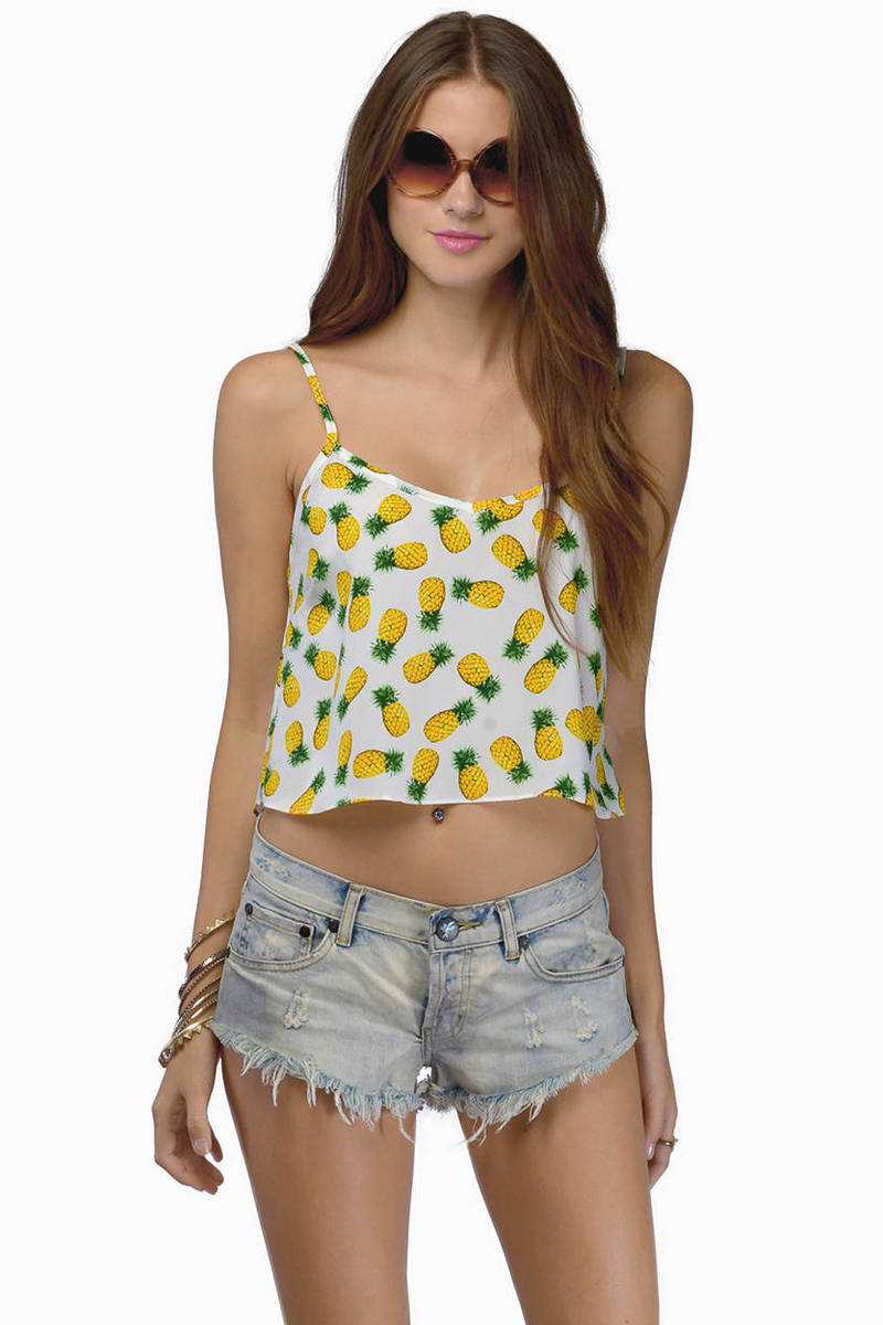 Pineapple Express Top