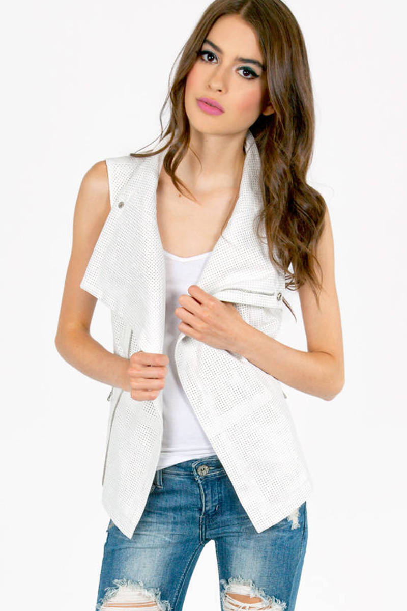 Brand and Label Ranger Perforated Vest