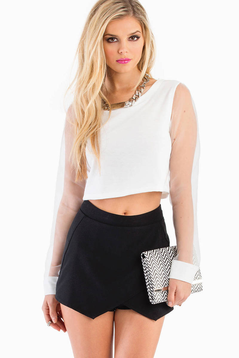 Refined Elegance Top