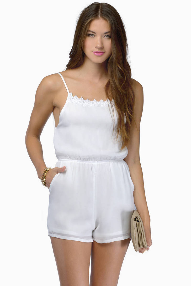 Shades Of Cool Romper
