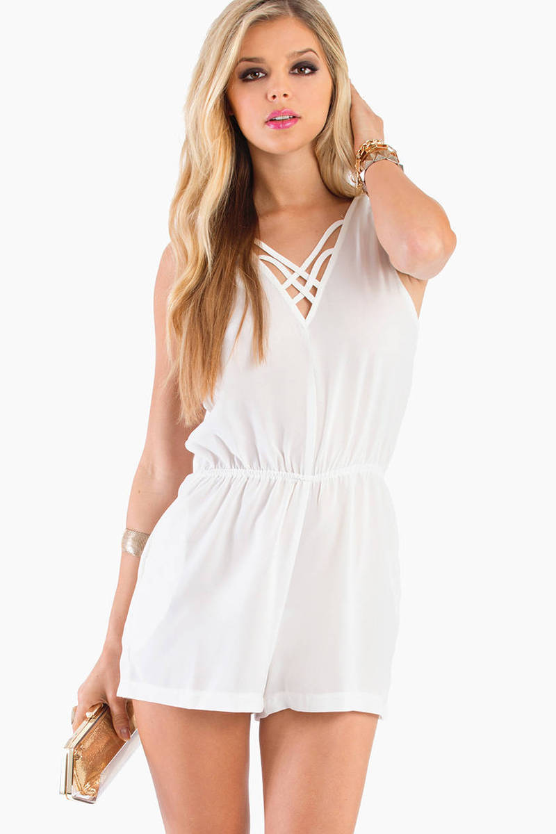 Strapping Young Romper