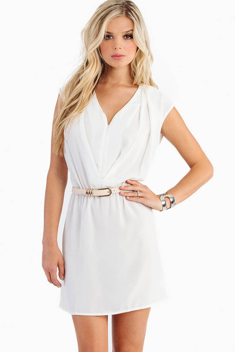 Vanny V Neck Dress