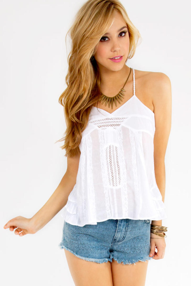 Weekend Whimsy Top