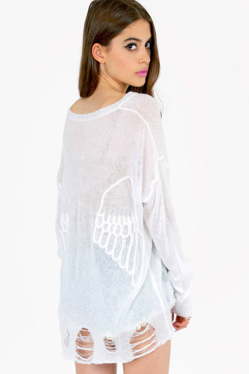 Wing It Sweater