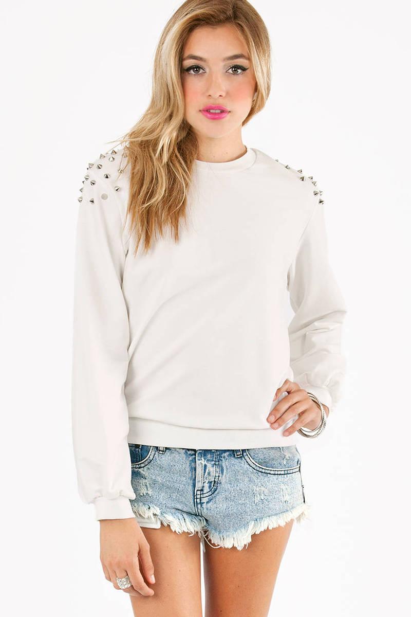 Yeah Studdy Sweater