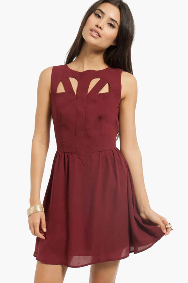 Pippy Cutout Dress