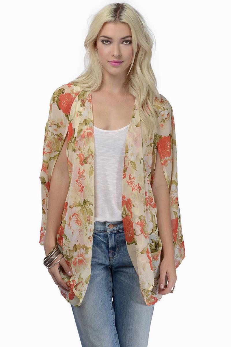 Shabby Chic Kimono - NZ$ 19 | Tobi NZ