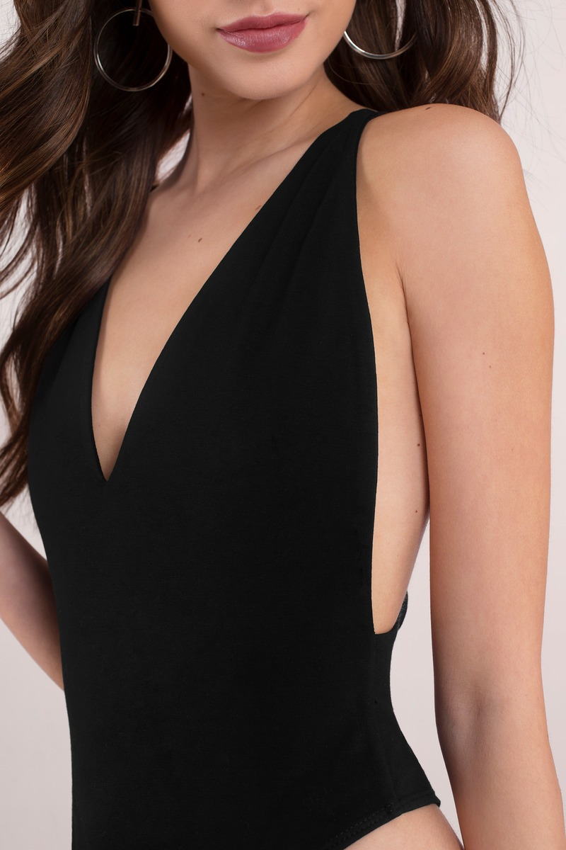 Shop for and buy black bodysuit online at Macy's. Find black bodysuit at Macy's.