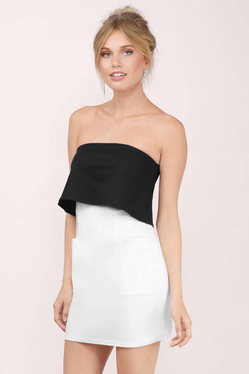 Find great deals on eBay for black and white dress. Shop with confidence.