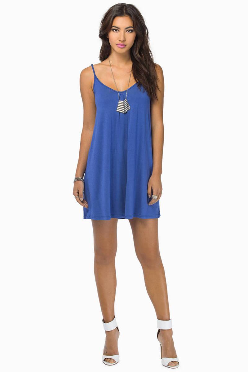 Feeling Casual Shift Dress - $36.00 - Tobi