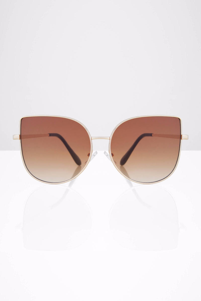 Oversized Cat Sunglasses  i just want you pink oversized cat eye sunglasses 26 00 tobi