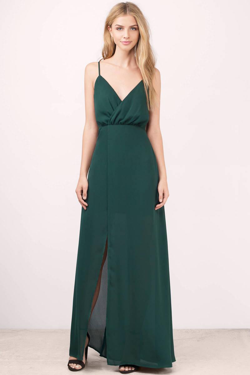 Galerry black slip dress australia