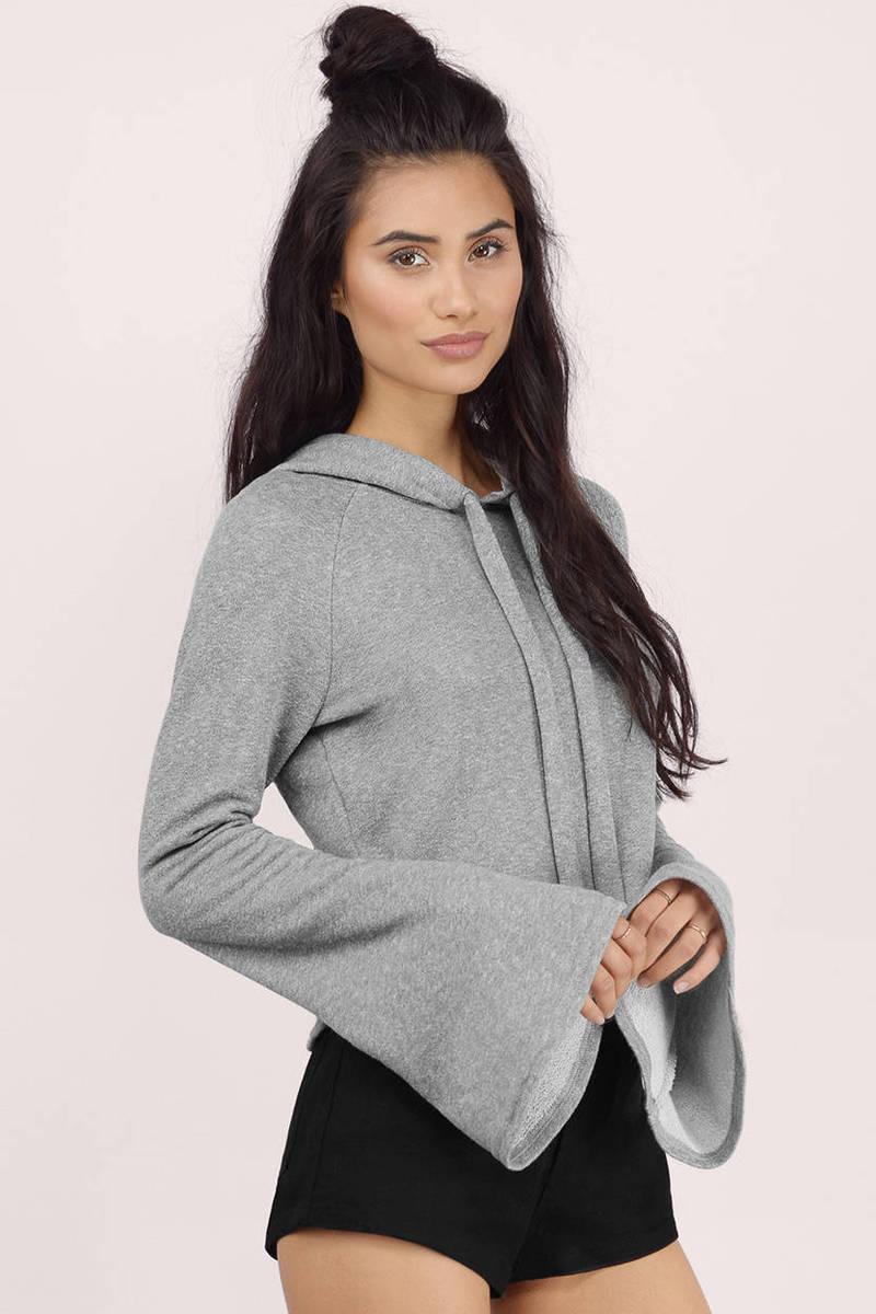 Sleeve hoodie