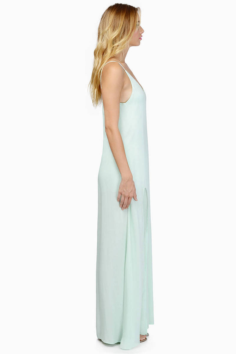 Leah maxi dress tobi