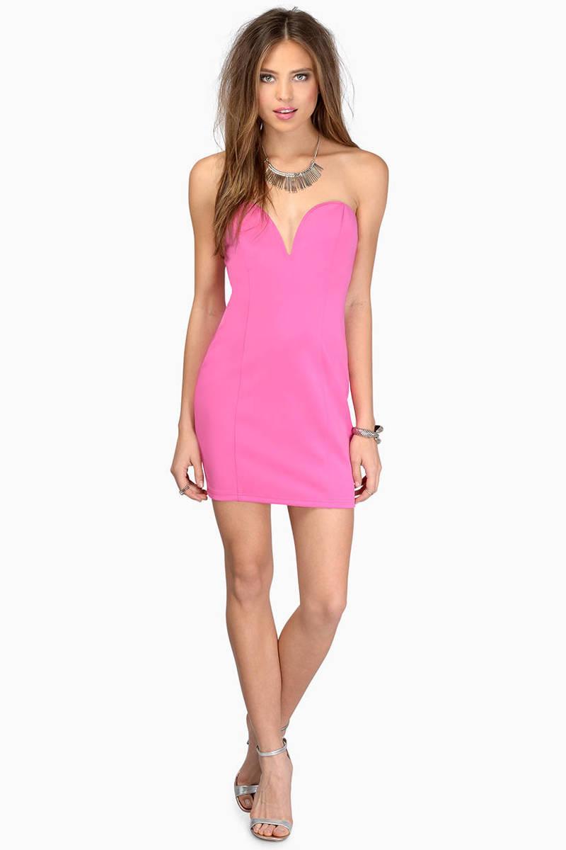 Valentine Blush Bodycon Dress Valentine Blush Bodycon Dress ...
